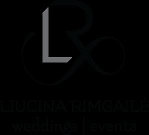 Liucina Rimgailė Vestuvių planavimas logotipas